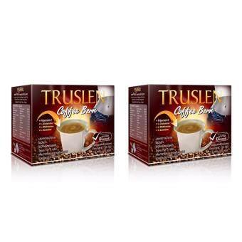 Truslen Coffe Bern - กาแฟเผาผลาญไขมันเก่า 10 ซอง แพ็คคู่