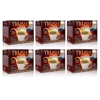 Truslen Coffe Bern - กาแฟเผาผลาญไขมันเก่า 10 ซอง (6 กล่อง)
