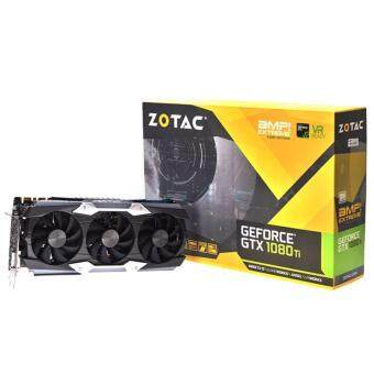 11GB GDDR5X GTX1080Ti Zotac AMP Extreme Codr Edition