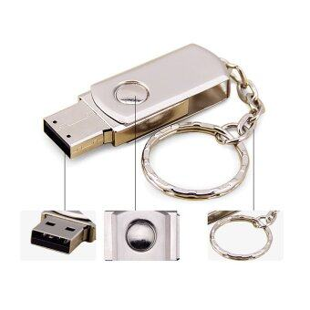 128GB 128GB 128GB Metal USB flash drive USB 3.0 pendrive usb memory stick U disk for gift(SILVER)