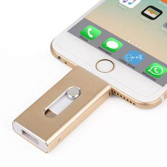 128GB USB Flash Drive For IPhone 7/7plus/6/6s Plus/5s/5/5c/Ipad Pen Drive HD - intl