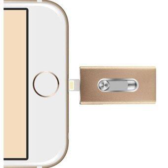 128GB USB Flash Drive For IPhone 7/7plus/6/6s Plus/5s/5/5c/Ipad Pen Drive HD Memory Stic - intl