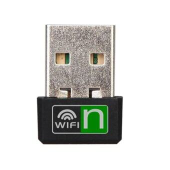 150Mbps WiFi Wireless USB Adapter Laptop Network LAN Card 802.11 n/g/b - intl