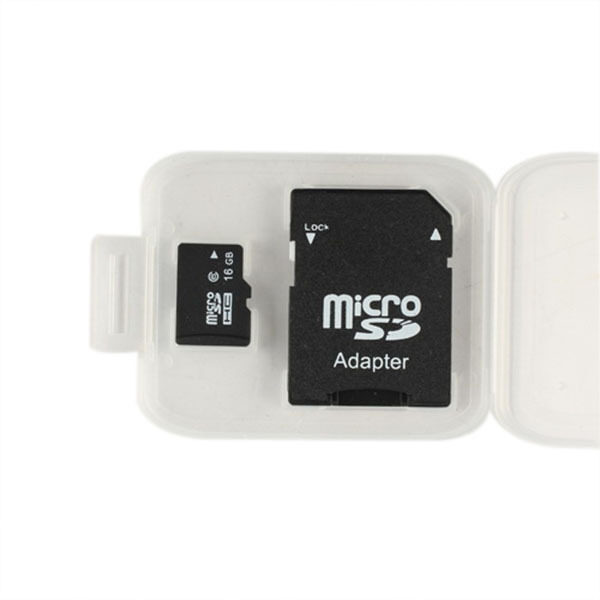 16จิกะไบต์กระพริบไมโครเอสดีการ์ดหน่วยความจำ ถ้าเขา MicroSD กับเอสเตอร์สำหรับ MP3 MP4 NEW
