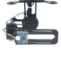 2 Axis Cnc Metal Alloy Brushless Gimbal Camera Frame Fpv Ptz For Gopro 3 Dji - Intl ราคา 1,339 บาท(-70%)