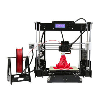 เครื่องพิมพ์ 3 มิติ 3D Printer Prusa I3A8 (ประกอบพร้อมใช้งาน)