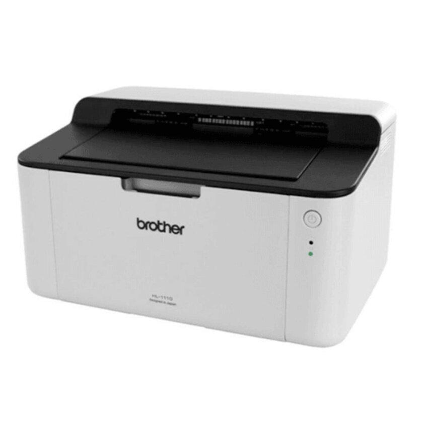 รับประกัน 3 ปี Brother Printer Laser เครื่องปริ้นเตอร์ รุ่น HL-1110 เลเซอร์แบบ LED