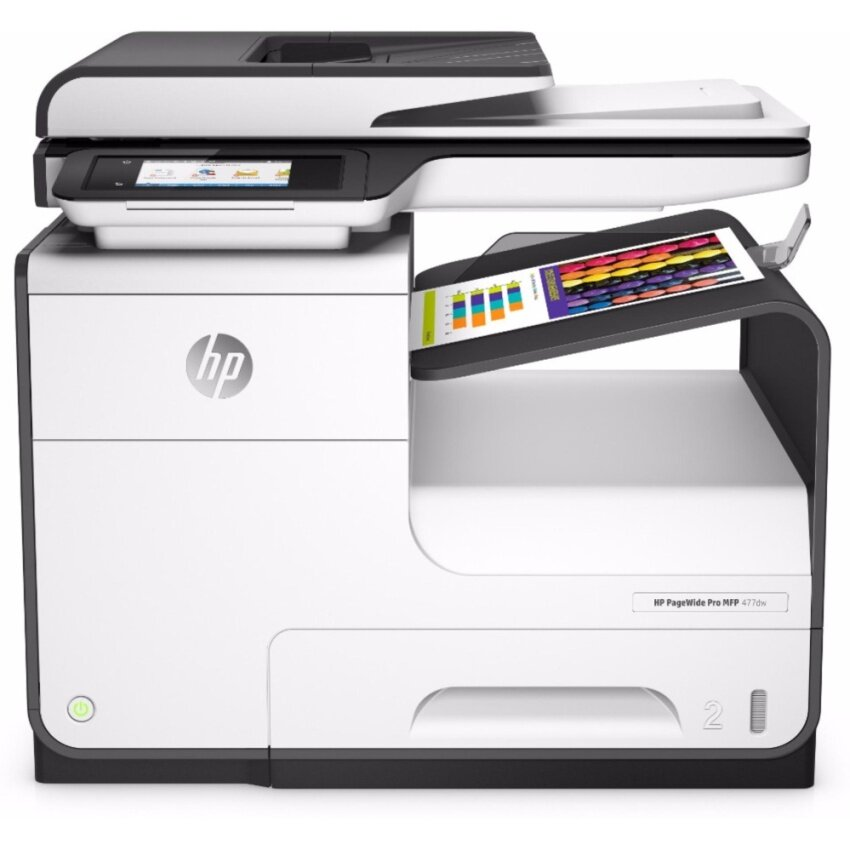 3 Year Warranty HP PageWide Pro 477dw Multifunction Printer (D3Q20D)