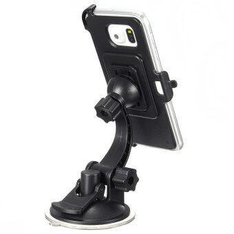 360° Rotating Auto Car Windshield Mount Holder Stand For Samsung Galaxy S6 Edge