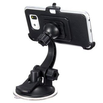 360° วนรถเข้าบูธยึดกระจกอัตโนมัติสำหรับ Samsung Galaxy S6 Edge