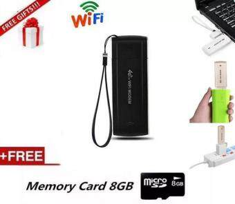 4G FDD LTE 100Mbps WiFi Router Hotspot USB WIFI Router with Sim Card Slot - intl