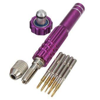 5PCS Repair Opening Tool Magnetic Screwdriver Kit Set For iPhone 56 Samsung S4