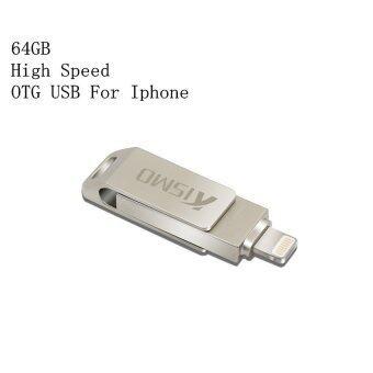 64GB OTG USB Flash Drive Pen Drive USB 2.0 U Disk Memory Stick ForIphone Ipad Ipod - intl