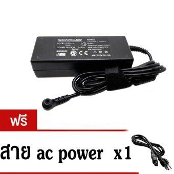 AC adapter ที่ชาร์จ notebook 19V4.74A 90w หัวใหญ่ for asus toshiba