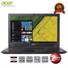 Acer Aspire A315-21-28HE/T006 (NX.GNVST.006) AMD E2-9000/4GB/500GB/15.6/Linux (Black)