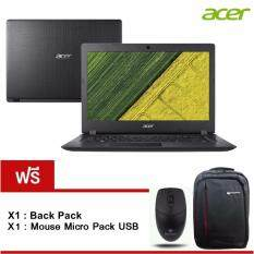 "Acer Aspire A315-21-442V(NXGNVST007) AMD A4-9120 2.2GHz/4GB/1TB/Linux/15.6"" (Black) รับประกัน 2 ปี"