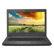 """Acer Aspire E5-432-C6F4 (NX.MZNST.010) N3050/2GB/500GB/Intel HD/14""""/Windows 8.1 BING (Grey)"""