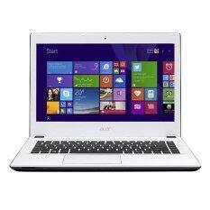 "Acer Aspire  E5-432G-P0GQ  4GB   N3700 14"" (NX.MZKST.006) (Moonstone White)"