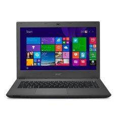 "Acer Aspire E5-432G-P4PT NX.MZJST.005 4GB Intel® Pentium® quad-core processor N3700 14""(Mineral Gray)"