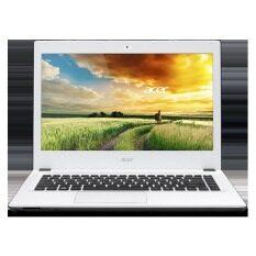Acer Aspire E5-473-355LWH/I3-4050U/4G/500G/W8.1 (White)