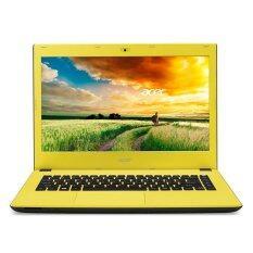 """Acer Aspire E5-473G-573L (NX.MXEST.002) i5-5200U/4GB/1TB/GT 920M 2GB/14""""/Linux (Yellow)"""