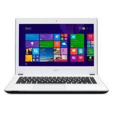 """ACER Aspire E5-473G-590Q/T034 (NX.MXKST.034) Windows10Home Core i5-5200U 4GB 14"""" (Moonstone White)"""