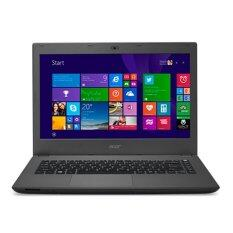 "ACER Aspire E5-473G-785H 4 GB Intel Core i7-5500U Processor 14"" (Black)"