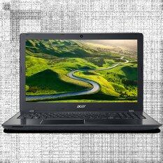 "Acer Aspire E5-575G-73WK Intel Core i7-6500U 4GB GeForce GT940MX 2GB 15.6"" (NX.GDWST.003) - Obsidian Black"