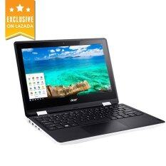 Acer Aspire Notebook(R3-131T-C04C)11.6 /2GB Intel Celeron dual-core processor N3050 (White) - NX.G0ZST.008