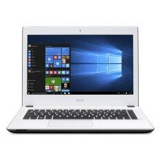 "Acer Aspire(E5-473G-590Q) 14""/ i5-5200U/4GB/1TB/NVIDIA GeForce 920M/Win10(Moonstone White)(NX.MXKST.034)"