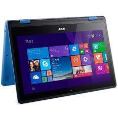 "Acer Aspire(R3-131T-P3MW) 11.6""/Pentium® N3700/4GB/500GB HDD/Win10(Peacock Blue)(NX.G0YST.004)"