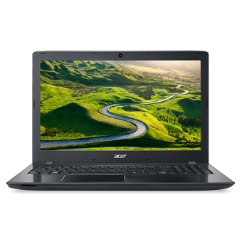 Acer Notebook Acer Aspire E5-575G-73WK/T003 (Black)