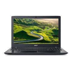 "Acer Notebook E5-553G-F1J2 (NXGEQST001) FX-9800P 2.7GHz 8GB 1TB 15.6"" Linux (Black)"