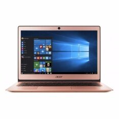 "Acer Swift SF113-31-P85H (NX.GPSST.002) Pentium N4200/4GB/128GB SSD/Intel HD Graphics/13.3"" FHD/Sakura Pink/Clearance Sale"