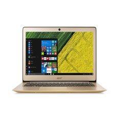 "Acer แล็ปท็อป รุ่น Swift SF314-51- 3927/ Intel® Core™ i3-7100U/RAM 8GB/ SSD 256GB /14"" HD"