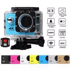 กล้อง Action Cam พร้อมรีโมท ราคา 1,600 บาท(-35%)