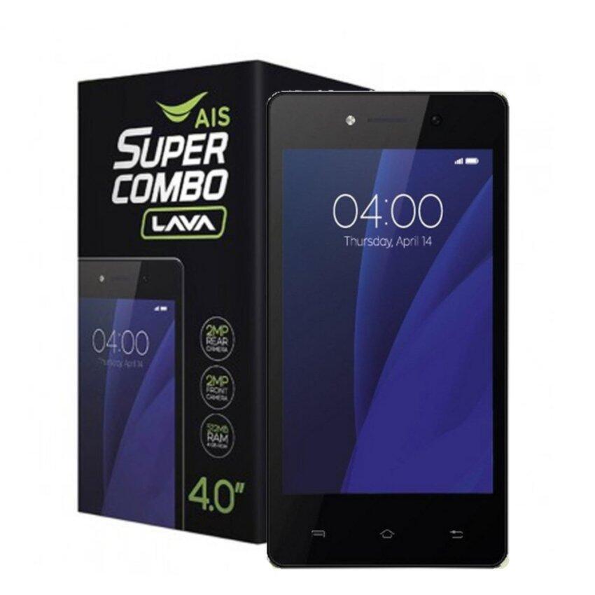 AIS Super Combo LAVA iris 515 4G LTE 4GB ...