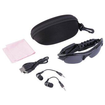 Allwin Bluetooth MP3 Sunglasses 720P HD Camera Photo Eyewear Video DV w/Earphone
