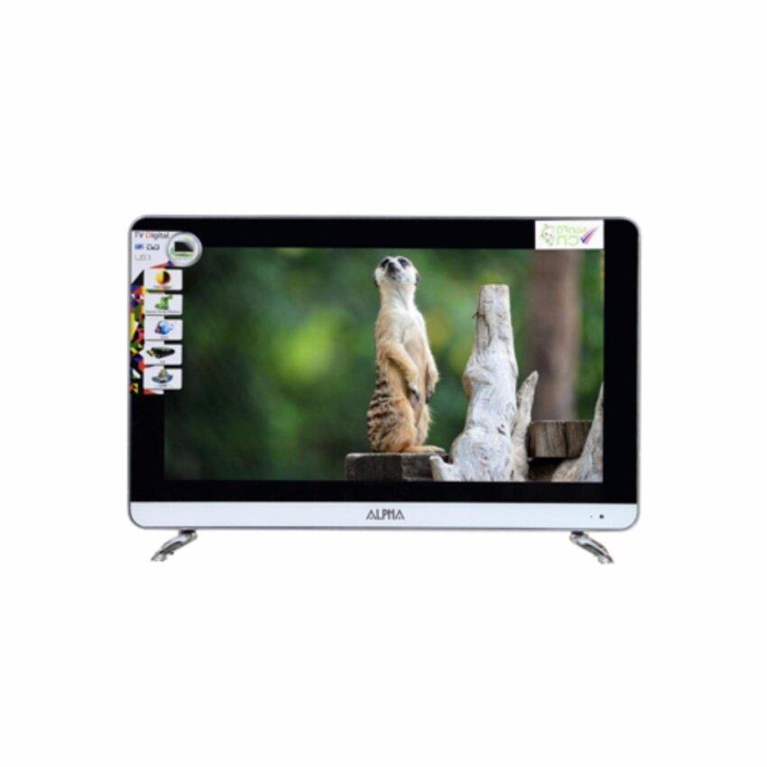 ALPHA#LWD-245AA/245-2 LED ทีวี 24 นิ้ว