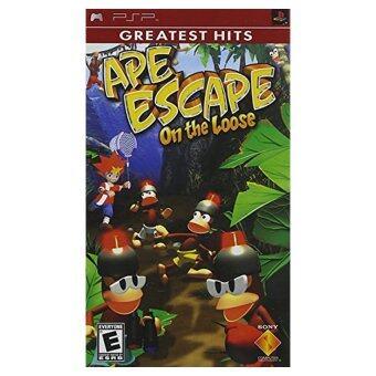Ape Escape On The Loose PSP - Intl - Intl