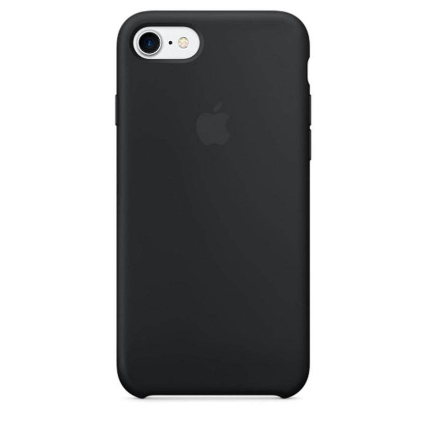 Apple Acc iPhone 7 Silicone Case - Black