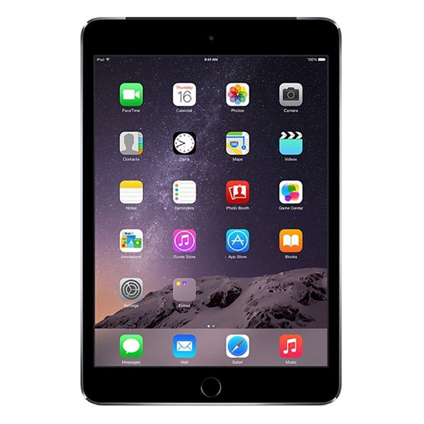 Apple iPad mini 3 Wi-Fi 128GB (Space Gray) ...