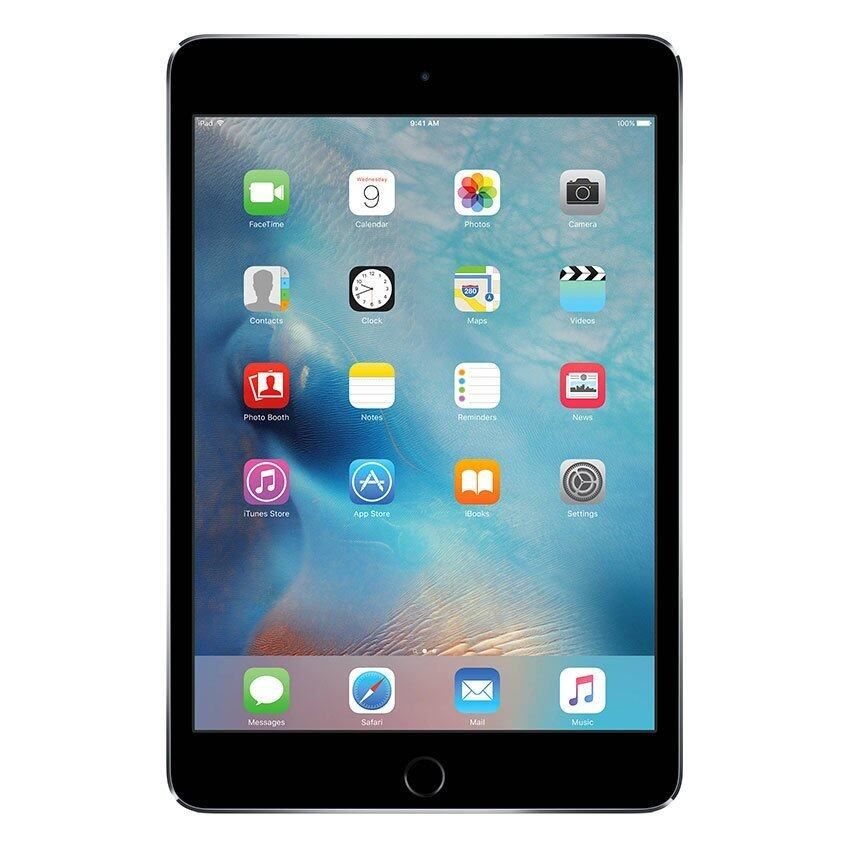 Apple iPad mini 4 Wi-Fi 64GB (Space Gray) ...