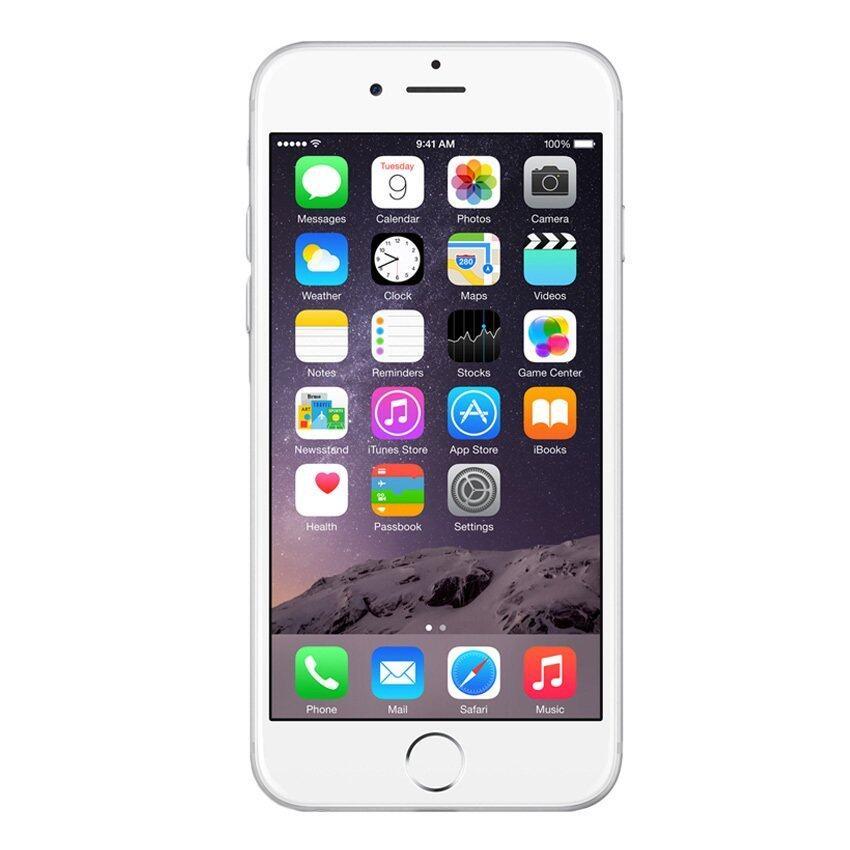 Apple iPhone 6 Plus 16 GB (Silver)
