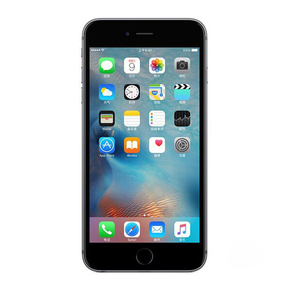 Apple iPhone6 16GB (BLACK) GPS Mobile Phone iPhone6 (free case screen protector)