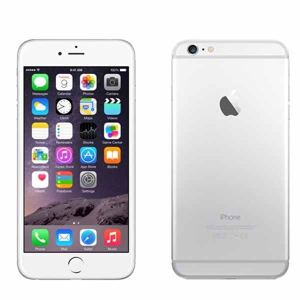 Apple iPhone6 16GB (WHITE) GPS Mobile iPhone6 (free case screen protector)