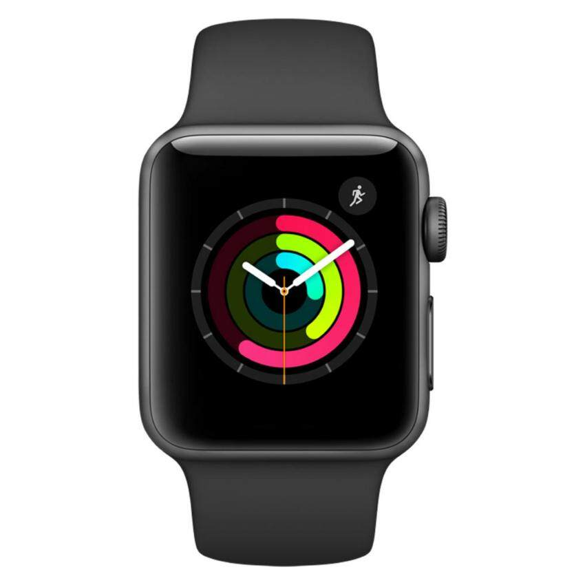 APPLE WATCH SPORT S2 38MM SPGR AL BLACK SP Series 2 (2nd Gen)