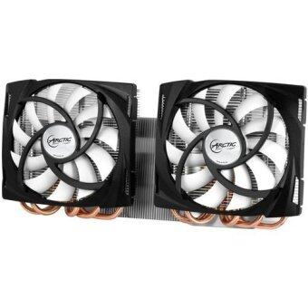 ARCTIC Accelero Twin Turbo 6990 VGA Cooler for AMD HD6990 Dual Quiet 120mm PWM Fans Extreme Cooling - Intl