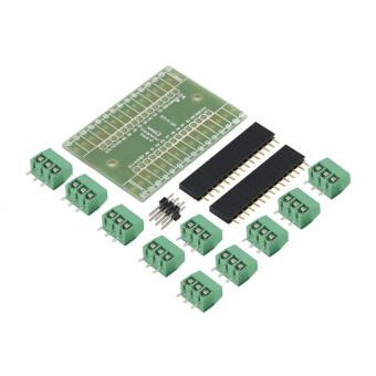 บอร์ด Arduino แผงวงจรไฟฟ้า Adapter อุปกรณ์อิเล็คทรอนิกส์