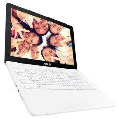 """ASUS EeeBook E202SA-FD0016D 11.6""""/CDC N3050 1.6GHz/4GB/500GB/DOS (White)"""